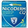 NicoDerm CQ Step 2 - 3 Week Kit - 21 Clear Nicotine Patches