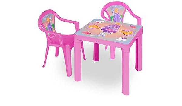 studio four - Niños Mobiliario de jardín Mesa sillas Nevera Set ...