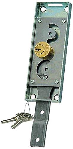 Prefer A.412.0010 Lock Cylinder Entered Punzonata Left