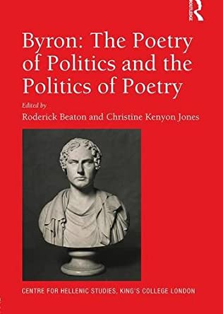 book cover of Byron