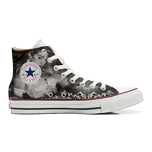 Scarpe Shoes scarpe Your personalizzate artigianali All high Make Star Converse 5qEaK6ayU