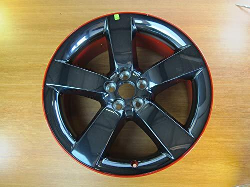 Redline Rear Wheel - Mopar 2012-2014 Dodge Charger/Challenger Rally Redline Front/Rear Rim New OEM