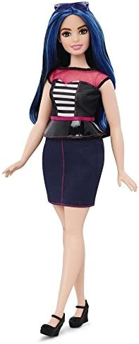 Barbie RARA fashioniste #88 Unicorno Magico Luccicante capelli Dreamhouse Fashion Doll