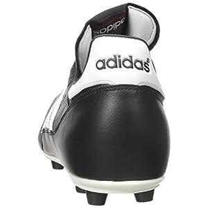 adidas Performance Men's Copa Mundial Soccer Shoe,Black/White/Black,8 M US