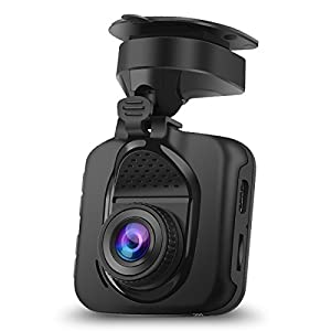 "Dash Cam, FOKEY K1 Car Camera : 2.4"" LCD, 1080P FHD DVR Car Dashboard Camera Recorder with 170° Wide Angle Lens, G-Sensor, HDR, Loop Recording, Night Vision, Parking Monitor"