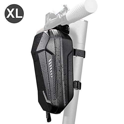 Jingolden Scooter Storage Bag, Electric Scooter Front Hanging Bag, Suspension Bag Durable EVA for Car Charger Tool for Xiaomi MI Mijia M365 Sedway Ninebot ES ES1/ES2/ES3/ES4