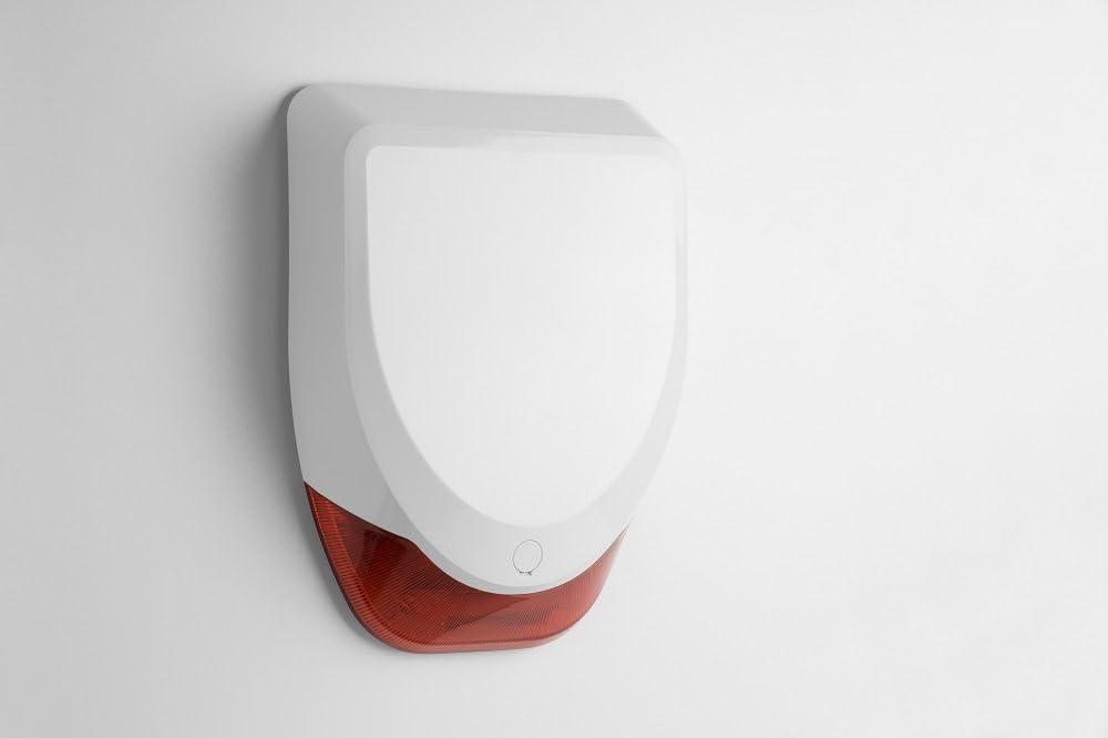 Honeywell Home IRPI8EZS Evohome Security D/étecteur de mouvement sans fil compatible avec les animaux