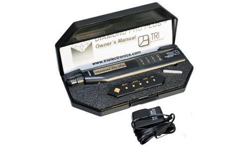 Tri Electronics Pro Plus Diamond Moissanite Dual Tester Multi Test Machine New by Tri Electronics Pro Plus Diamond Moissanite Dual Tester Multi Test Machine New ...