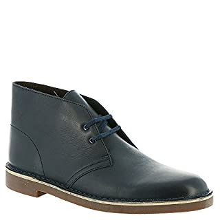 "Clarks Men's Bushacre 2"" Casual Boots Navy 14 M (B00UWJ1B3O) 