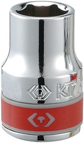 KT Pro Tools C1310S14 3//8 Drive 6-Point Socket King Tony