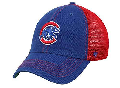 '47 Chicago Cubs Adult MLB Trawler Clean Up Adjustable Hat - Team Color, Adjustable