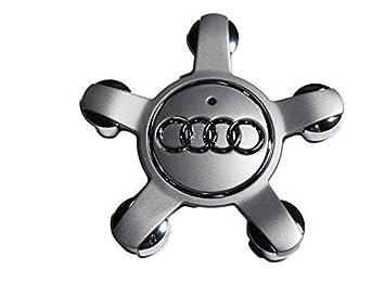 1x original Audi tapa tapacubos Tapacubos Tapacubos Tapacubos 8r0 601 165: Amazon.es: Coche y moto