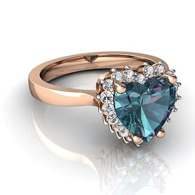 925 Sterling Silver Purple Amethyst Blue Tanzanite Diamond Band Ring Gemstone Fine Jewelry For Women Gift Set