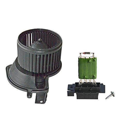 13335074 Heater Blower Fan Motor +Heater Resistor 55702446 1845132: