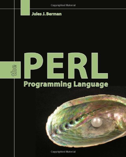 Perl: The Programming Language by Jones & Bartlett Learning