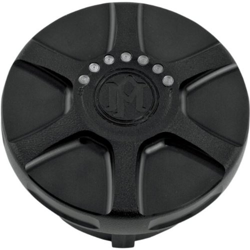 Performance Machine Array Gas Cap With LED Fuel Light - Black Ops 0210-2025ARY-SM