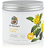 Dr. Harvey's 1 Piece Golden Years Herbal Supplement for Senior Dogs, 7 oz