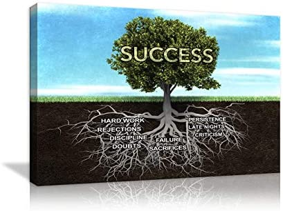AMEMNY Motivational Painting Inspirational Entrepreneur product image