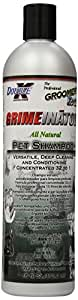 Groomers Edge Grimeinator Deep Cleaning Dog and Cat Shampoo, 16-Ounce