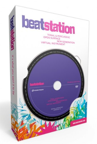 (Toontrack Beatstation Virtual Instrument Software)