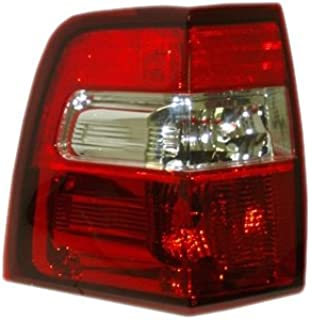 Oe Replacement Ford Expedition Driver Side Taillight Assembly Partslink Number Fo