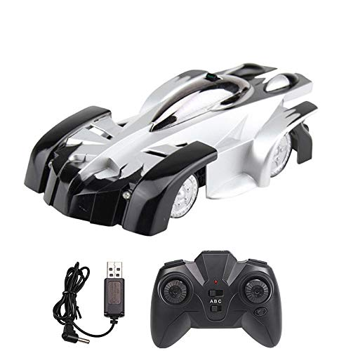 Luccky Funny Mini Electric Toy Car Children's Wireless Remote Control Racing Drift Sports Model With Sound Led Light RC Children Electric Car Sports Shock Remote Control Dasher Stunt Vehicle Boy Kid T