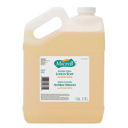 9755 04 MICRELL Antibacterial Lotion Gallon