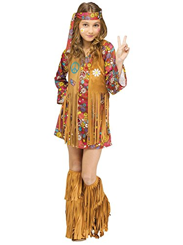 Fun World - Peace and Love Hippie Child Costume