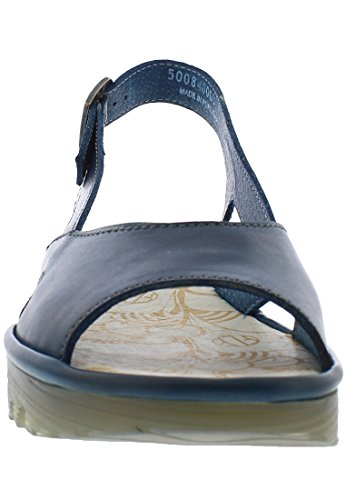Sandalen ELFE848FLY P500848000 Fliegen London Sie Blau ETYxq76w