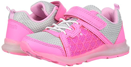 Pictures of Carter's Kids Purity Girl's Light-Up Sneaker 8 M US 4
