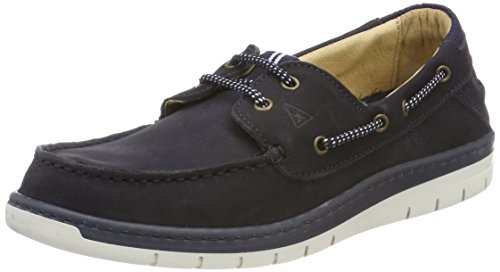 Gaastra Ladies Pilar Boat Shoes Blue (navy)