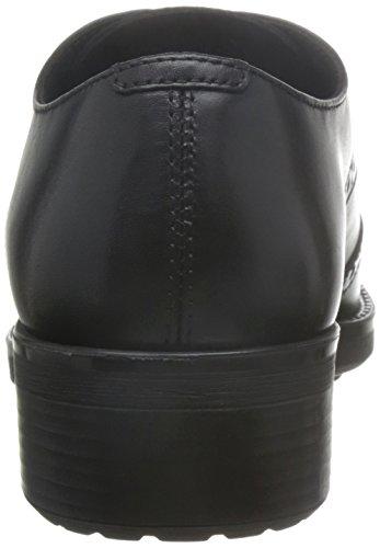 Black Femme Richelieu Geox Ettiene D Noir xgAPwqnpfZ