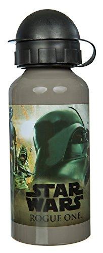 Undercover SWRO7645 Schultertasche, Disney Star Wars Rogue One, ca. 33 x 49 x 11 cm Aluflasche 400 Ml