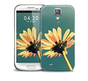 Summer Flower Samsung Galaxy S4 GS4 protective phone case