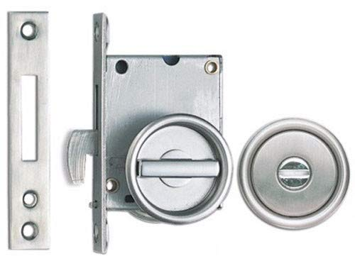 Sugatsune Hardware Sliding Door - Sugatsune Hc-30 Stainless Steel Sliding Door Latch