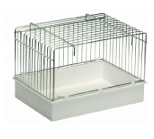 Moondown Farm Bird Bath Cage Large with hooks for Internal/External Fitting