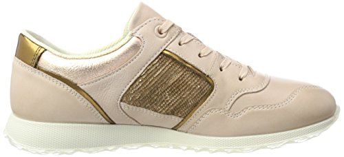 Donna ECCO Basse Sneak Dust Ginnastica Rose Scarpe Rose Dust Ladies Bronze Rosa da OYXrOq