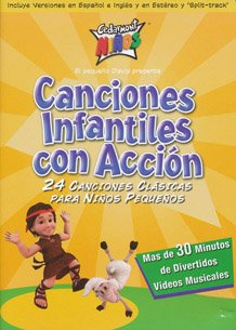 Amazon.com: Canciones Infantiles Con Accion - Cedarmont Kids ...