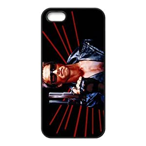 Custom The Terminator Back For Ipod Touch 4 Phone Case Cover JN5S-1524