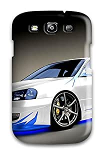 New Arrival Cover Case With Nice Design For Galaxy S3- Honda Bmw Car