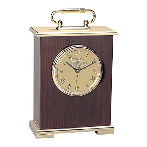 - CSI Cannon Sports Marshall Thundering Herd Le Grande Carriage Clock