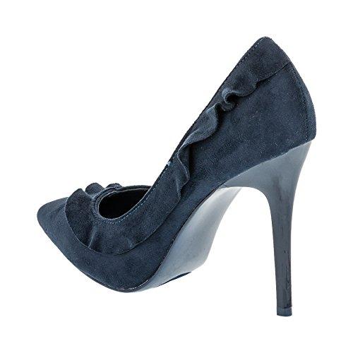 Cink-Me CinkMe, Escarpins Pour Femme M363bl Blau