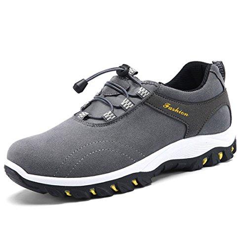 ginnastica Chnhira e da scarpe scarpe morbide arrampicata da per traspiranti trekking Dark sport Grey da uomo ginnastica qEcHqrW4