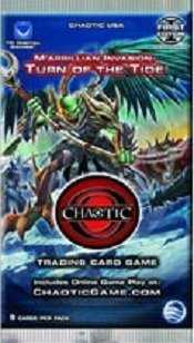 Chaotic Card Game M'arrillian Invasion: Turn of the Tide Series 6 Booster Pack