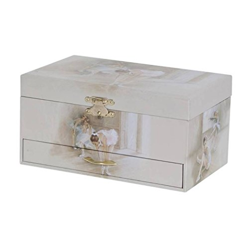 UPC 739175552969, Marissa Ivory Ballerina Swan Lake Music Jewelry Box