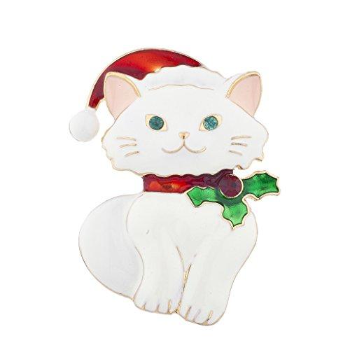 Kitty Cat Brooch - 5