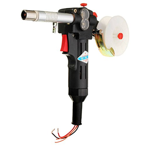 GOCHANGE Miller MIG Spool Gun Push Pull Feeder Aluminum Welding Torch without Cable NEW