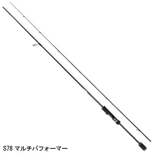 下田漁具(Shimoda-Gyogu) ゼスタ ブラックスター セカンドジェネレーション S78 マルチパフォーマーの商品画像