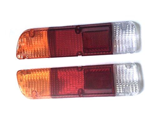 ihave 72-79 Datsun 620 Ute 1500 J15 Truck Pickup N/s Tail Light Taillight Lamp Lens