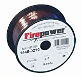 Firepower 1440-0210 0.023 in. Solid Mig Wire